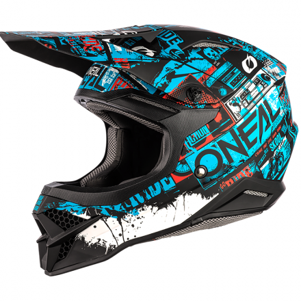 CASCO 3SRS RIDE BLACK/BLUE