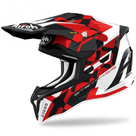 CASCO STRYCKER XXX RED GLOSS