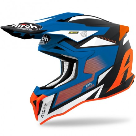 CASCO STRYCKER AXE ORANGE/BLUE MATT