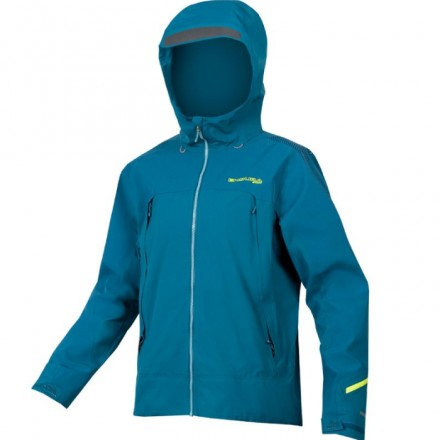 GIACCA MT500 WATERPROOF II KINGFISHER GTREEN