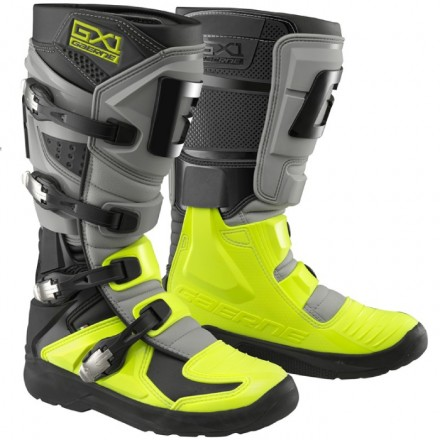 STIVALE GX1 EVO YELLOW/BLACK