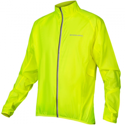 GIACCA PAKAJAK ANTIVENTO YELLOW FLUO