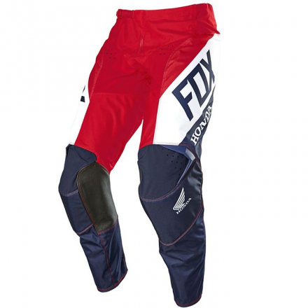 PANTALONE 180 HONDA NAVY RED