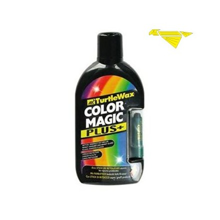COLOR MAGIC PLUS NERO ML 500