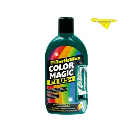 COLOR MAGIC PLUS VERDE 500 ML
