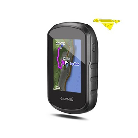 GPS E-TREX TOUCH 35 WEU + TREK MAP ITALY V4
