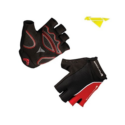 GUANTO XTRACT MITT RED