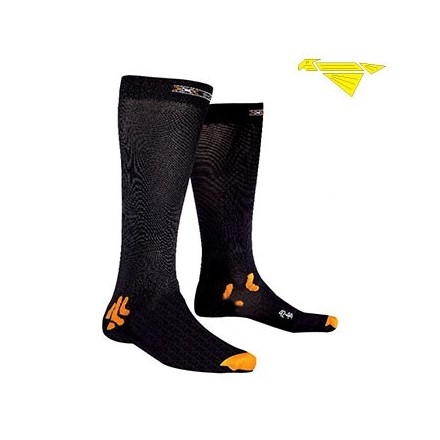CALZE X-SOCKS BIKE ENERGIZER BLACK
