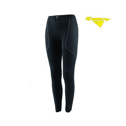 PANTALONE D-CORE THERMO LL LADY BLK/ANTHR