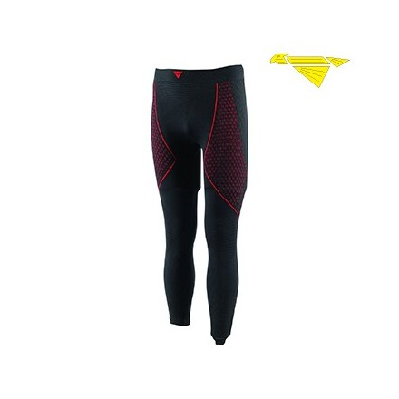PANTALONE D-CORE THERMO LL BLK/RED