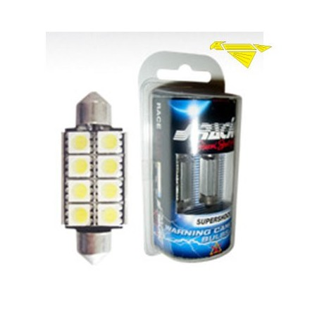 KIT 2 LAMPADINE LED W/CANCELLER L.39MM A