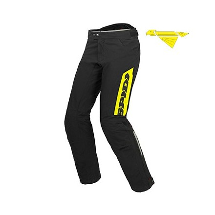 PANTALONE THUNDER H2OUT GIALLO FLUO