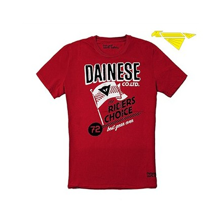 T-SHIRT RIDERS ROSSO
