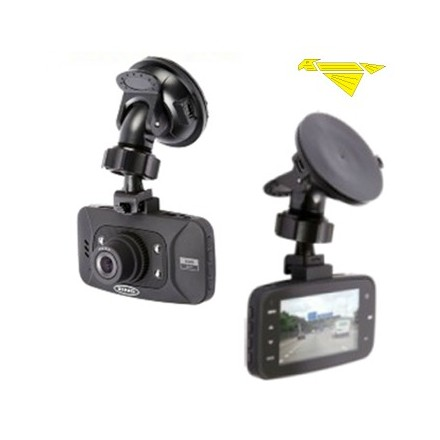 VIDEOCAMERA DA AUTO DASH HD 2.7'' RING