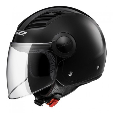 CASCO OF562 AIRFLOW MATT BLACK LONG