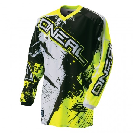 Maglia Element Shocker Youth Blk/hi-viz
