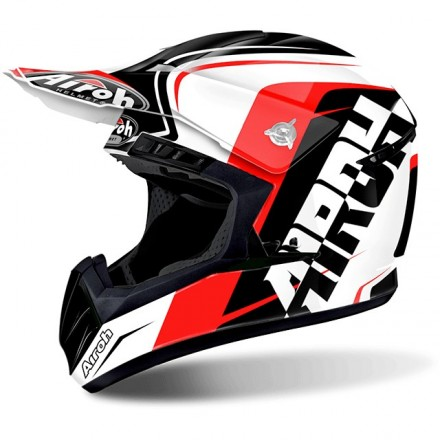 Casco Switch Sign Red Gloss