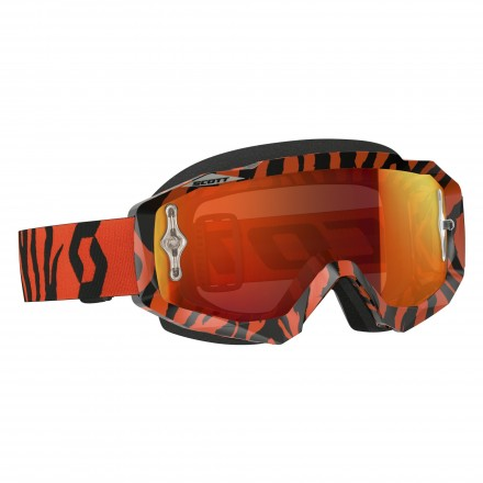 Mascherina Hustle Mx Blk/fluo Org/org Chrome