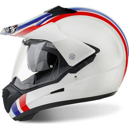 Casco S5 Line White Gloss