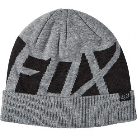 Cappello Optical Beanie Heather Grey
