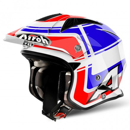 Casco Trr S Wintage Blue Gloss