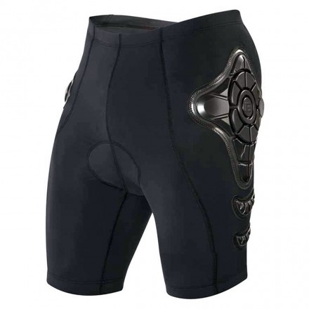 Pantalone Pro-b Compression Short G-form Characoal