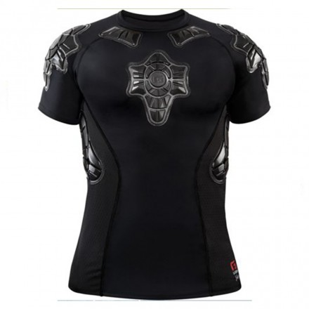 Maglia Pro-x Compression G-form Charcoal