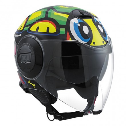 Casco Fluid Top Tartaruga