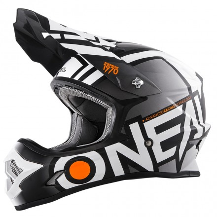 Casco 3series Radium Black/white