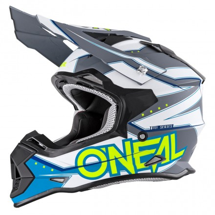 Casco 2series Rl Slingshot Blue