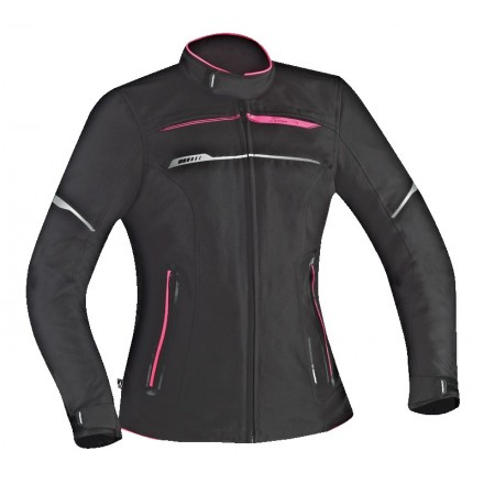 Giacca Zetec Lady-c Hp Ner/bia/rosa