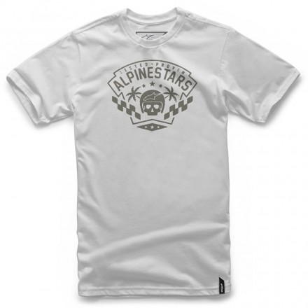 T-shirt First Order Tee Silver