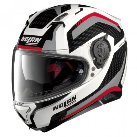 Casco N87 Arkad Metal White 043