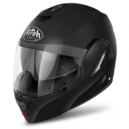 Casco Rev Color Black Matt