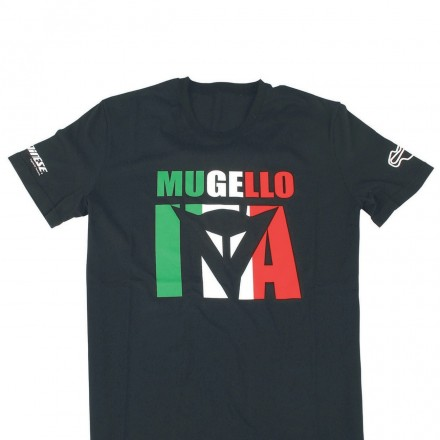 T-shirt Mugello D1 Black