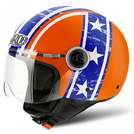 Casco Compact Pro Hazzard Orange Gloss