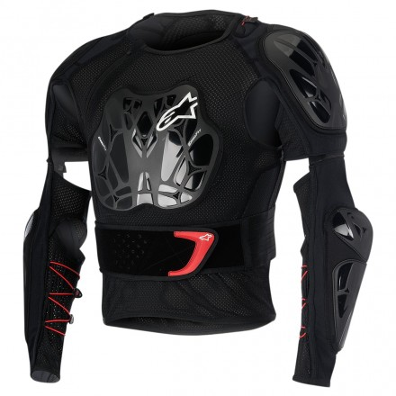 PETTORINA BIONIC TECH JACKET BLK/WHT/RED