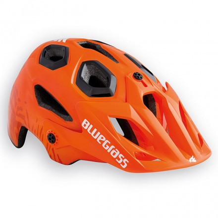 Casco Golden Eyes Arancione