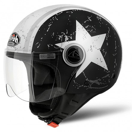 Casco Compact Pro Shield Black Matt