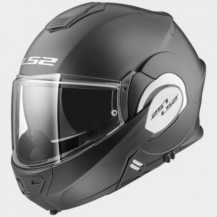Casco Ff399 Valiant Single Matt Titanium
