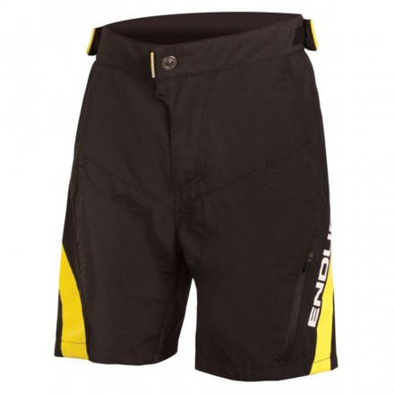 PANTALONE MT500JR KIDS SHORT BLACK