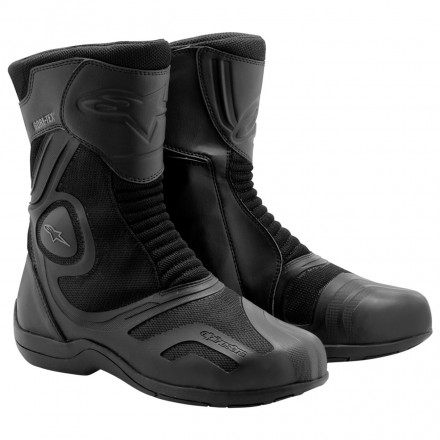 STIVALE AIR PLUS G.TEX XCR-BLACK