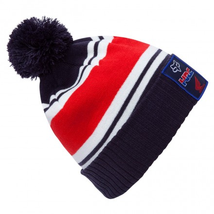 CAPPELLO PIT HRC POM BEANIE NVY