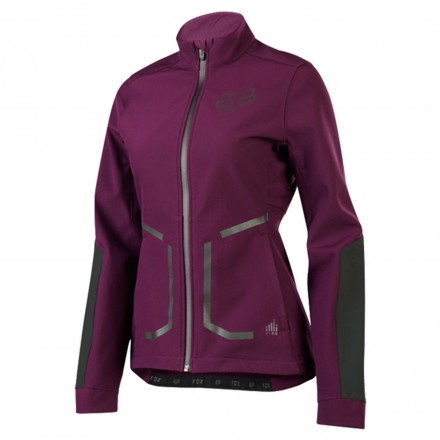 GIACCA ATTACK FIRE SOFTSHELL WMN PLM
