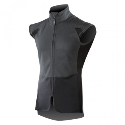 GILET WIND STOPPER ALL BLACK
