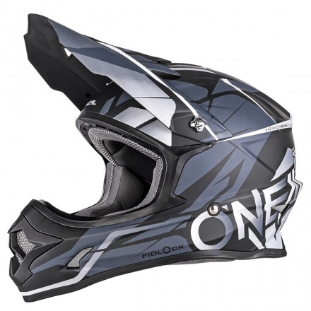 CASCO 3SERIES FREERIDER FIDLOCK BLK/GRY
