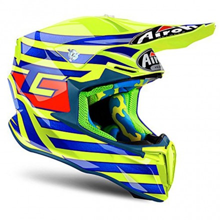 CASCO TWIST CAIROLI QATAR YELLOW GLOSS