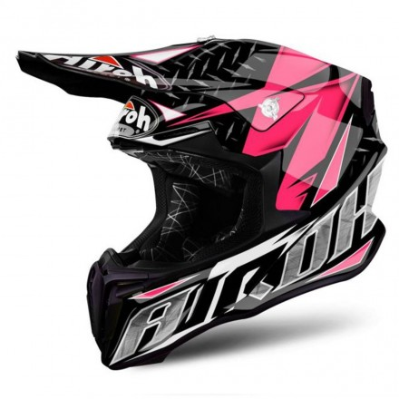 CASCO TWIST IRON PINK GLOSS