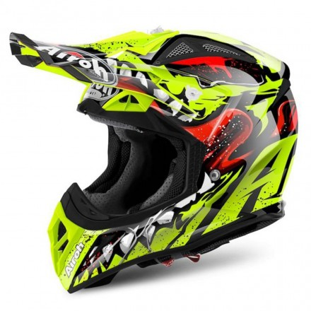 CASCO AVIATOR 2.2 GRIM YELLOW GLOSS