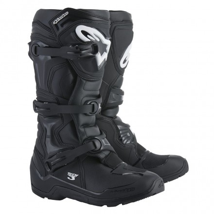 STIVALE CROSS TECH 3 ENDURO BLACK